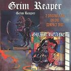 GRIM REAPER - SEE YOU IN HELL/FEAR NO EVIL USED - VERY GOOD CD