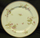 Antique Haviland Limoges France Pink Daisy Flowers Floral 9.5
