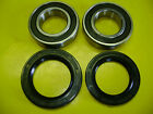EXCELLENT QUALITY AFTER MARKET KAWASAKI FRONT WHEEL BEARING & SEAL KIT 250