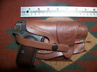 Colt Model 1903 32ACP 1908 380ACP Leather Holster Wild Bunch Field Holster Used