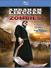 Abraham Lincoln Vs Zombies Blu ray Disc 2012