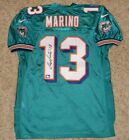 DAN MARINO SIGNED AUTOGRAPHED MIAMI DOLPHINS #13 AUTHENTIC NIKE JERSEY HOLO