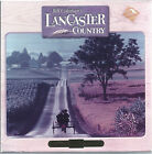 SCHOOL HOUSE LANE Bill Coleman's Lancaster Country 1000 Pc Jigsaw Puzzle