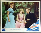 Van Johnson LOT 2 ORIGINAL 1940s Lobby Cards June Allyson Gloria de Haven