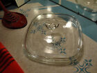 PYREX GLASS LID A 12 C C.2 LARGE FITS CORNING WAR 5 QUART AND MORE