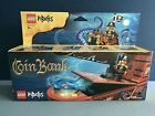 Lego 852748 Pirates Coin Bank Pirate Ship RARE Mint in sealed Box Ultra RARE