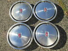 genuine 1982 1983 Oldsmobile Ciera 13 inch hubcaps wheel covers set