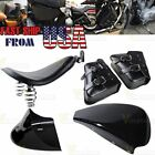 For Harley Touring Road King Electra Street Glide Trike Stock Oil Cooler Cover