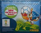 (10) 2014 Panini FIFA Road to the World Cup 50 Pack Factory Sealed Sticker Boxes