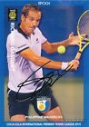 2015 Epoch International Premier Tennis League Cards - Review Added 13