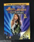 Hannah Montana  Miley Cyrus Best of Both Worlds Concert DVD 2008 2 Disc NEW