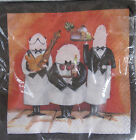 16 Paper Luncheon Napkins Dinner Is Served Tracy Flickinger HARD TO FIND