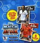 2013 2014 Topps Match Attax Premier League 16 Box Factory Sealed CASE-800 Packs!
