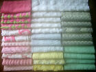 Chenille Blocks Cotton Quilting Squares Thirtytwo