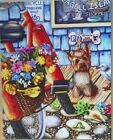 PUZZLE..JIGSAW...FAULDER.....The Gift Shoppe....500.Pc...Sealed