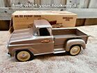 VINTAGE TONKA 1960  PICK UP TRUCK #02 WITH ORIGINAL BOX  GREAT CONDITION