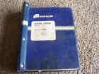 Fiat Allis Engine 6000 7000 Factory Original Service Shop Repair Manual