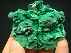 Graceful Green Pure MALACHITE Crystal Mineral Specimen