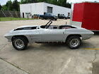 Chevrolet Corvette STING RAY 1965 corvette sting ray convertible rolling project body cheap mid year