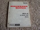 Waukesha Dresser H867D DS D DS1402 1405 Deisel Engine Service Shop Repair Manual