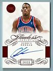 DENNIS RODMAN 2013 14 PANINI FLAWLESS RUBY RED SIGNATURE AUTOGRAPH AUTO 15