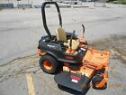 scag freedom z 52 COMMERCIAL ZERO TURN MOWER Z TURN LAWN MOWER great shape