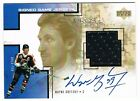2000-01 UPPER DECK PROS AND PROSPECTS JERSEY AUTOGRAPH #S-WG WAYNE GRETZKY 39 50