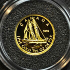 2012 Canada 50 Cents Bluenose 1 25 Ounce Gold Coin