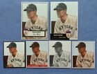 Lou Gehrig New York Yankees lot (6) 1995 JSW All-Star Baseball Cards