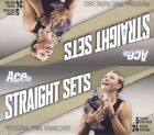 2007 Ace Authentic Straight Sets Tennis Box