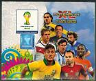 World Cup Brasil 2014 Adrenalyn Cards Box 24 Packs Panini