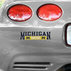 Michigan Wolverines Mom Car Decal College