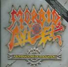 MORBID ANGEL - ABOMINATIONS OF DESOLATION USED - VERY GOOD CD