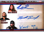 2013 Tristar TNA Impact Glory Wrestling Cards 5
