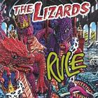 THE LIZARDS/LIZARDS - THE LIZARDS RULE USED - VERY GOOD CD