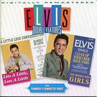 Elvis Presley -Double Feature Live A Little Love A Little/The Trouble With Girls