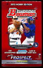 2013 BOWMAN BASEBALL SEALED HOBBY BOX chrome carlos correa lucas giolito polanco