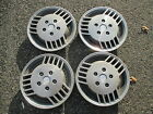 1986 1987 1988 Pontiac 6000 14 inch hubcaps wheel covers set