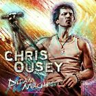 CHRIS OUSEY - DREAM MACHINE USED - VERY GOOD CD
