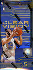 2015-16 PANINI CLEAR VISION BASKETBALL HOBBY BOX FACTORY SEALED NEW