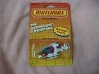SW MATCHBOX HELICOPTER SHERIFF POLICE MISSION CHOPPER MIP 39045
