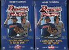 Lot of (2) 2013 Bowman Draft Picks & Prospects Sealed Unopened Hobby Box