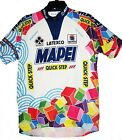 MAPEI SHIMANO QUIK STEP BIKE CYCLING JERSEY MENS XXXL 3X