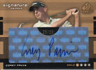 2003 UD SP GAME USED COREY PAVIN GOLD SIGNATURE SWINGS AUTO #D 25 25 EBAY 1 1