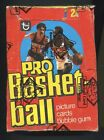 1978-79 Topps Basketball BBCE Sealed Unopened Wax Pack Box