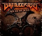 BATTLECROSS War of Will [Digipak]  ( Metal Blade) CD