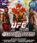 2012 UFC BLOODLINES HOBBY BOX POSSIBLE ROUSEY ROCKHOLD AUTO