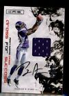 Percy Harvin 2009 Rookie Stars Dress For Success JERSEY AUTO AUTOGRAPH #24 100