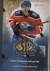 UPPER DECK UD 2015-16 SP AUTHENTIC HOCKEY HOBBY BOX FACTORY SEALED FREE SHIPPING