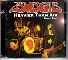 BUDGIE HEAVIER THAN AIR RAREST EGGS PROMO CD MINT AND SEALED